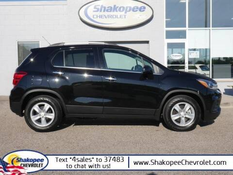 2019 Chevrolet Trax for sale at SHAKOPEE CHEVROLET in Shakopee MN