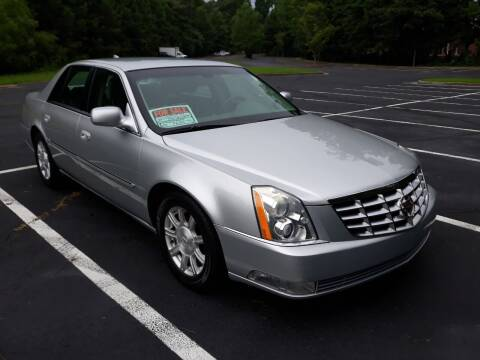 2010 Cadillac DTS for sale at JCW AUTO BROKERS in Douglasville GA