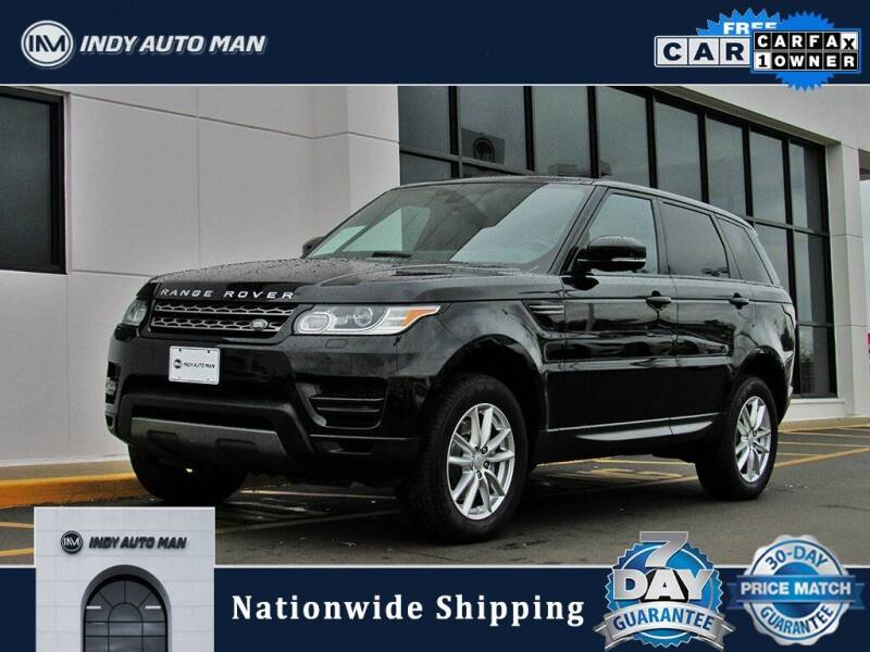 2015 Land Rover Range Rover Sport for sale at INDY AUTO MAN in Indianapolis IN