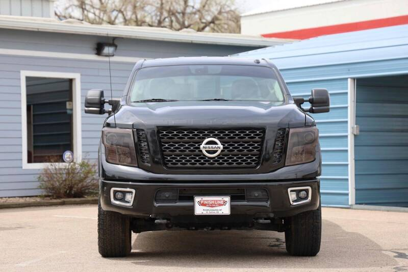 2017 Nissan Titan XD for sale in Fort Collins, CO