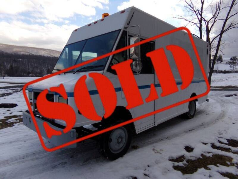 2003 Freightliner MT35 Chassis for sale at Mountain Truck Center in Medley WV