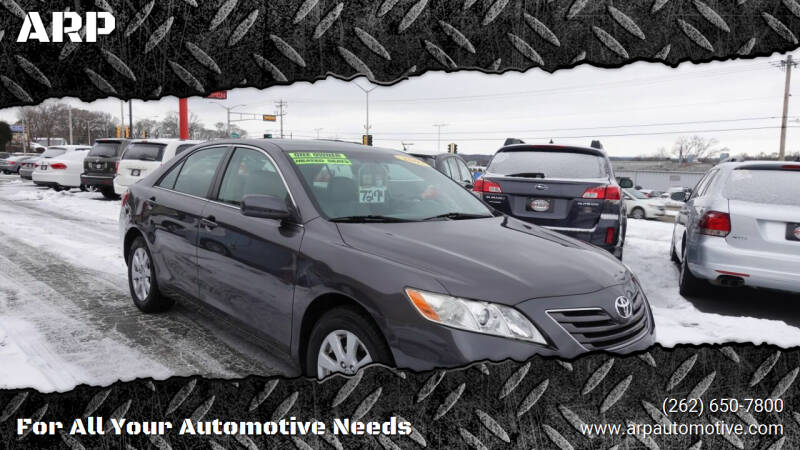2007 Toyota Camry for sale at ARP in Waukesha WI