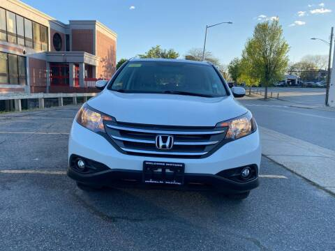 2014 Honda CR-V for sale at Welcome Motors LLC in Haverhill MA
