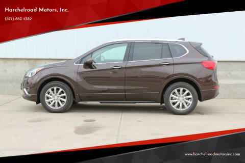 2020 Buick Envision for sale at Harchelroad Motors, Inc. in Wauneta NE