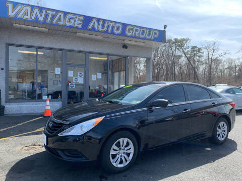 2013 Hyundai Sonata for sale at Vantage Auto Group in Brick NJ