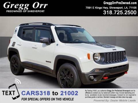 2017 Jeep Renegade for sale at Gregg Orr Pre-Owned Shreveport in Shreveport LA
