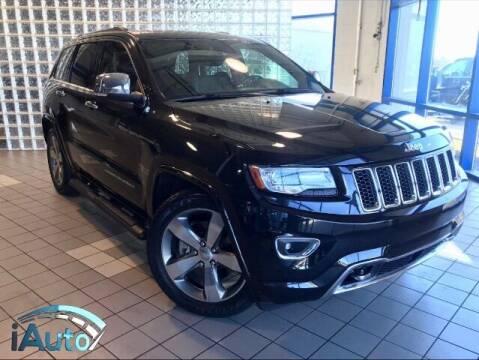 2014 Jeep Grand Cherokee for sale at iAuto in Cincinnati OH
