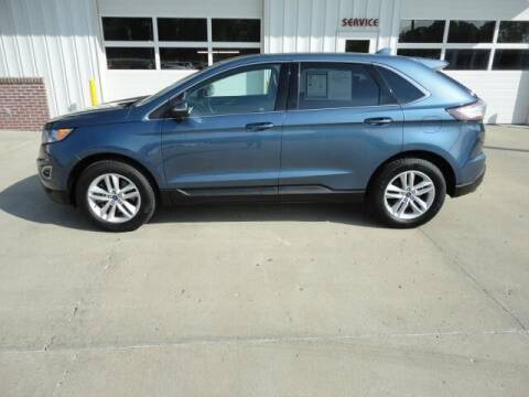 2018 Ford Edge for sale at Quality Motors Inc in Vermillion SD