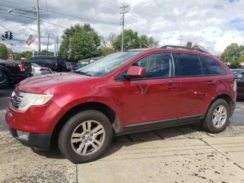 2007 Ford Edge for sale at COLONIAL AUTO SALES in North Lima OH