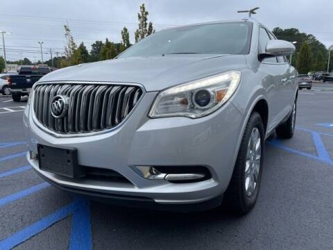 2017 Buick Enclave for sale at Southern Auto Solutions - Lou Sobh Honda in Marietta GA