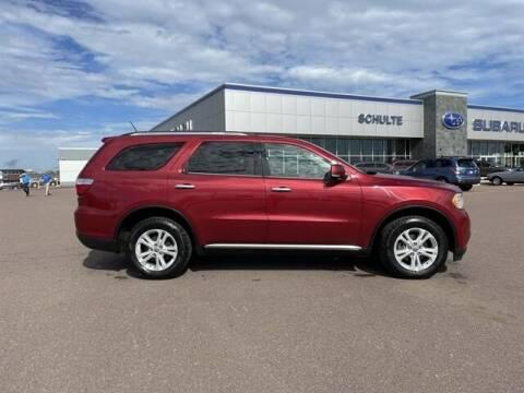 2013 Dodge Durango for sale at Schulte Subaru in Sioux Falls SD
