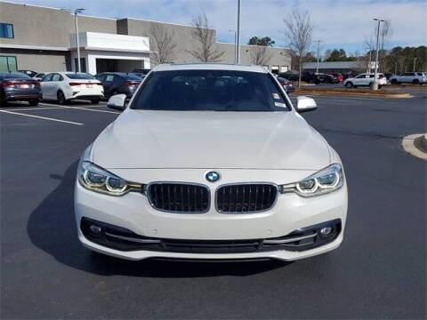 2018 BMW 3 Series for sale at Lou Sobh Kia in Cumming GA