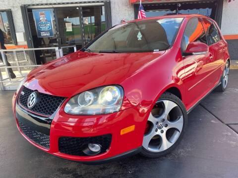 2009 Volkswagen GTI for sale at MATRIX AUTO SALES INC in Miami FL