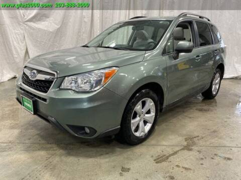 2015 Subaru Forester for sale at Green Light Auto Sales LLC in Bethany CT