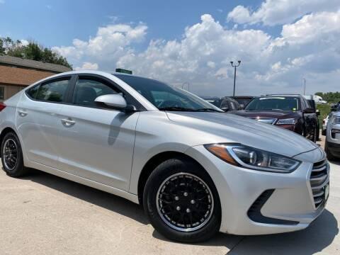 2017 Hyundai Elantra for sale at Street Smart Auto Brokers in Colorado Springs CO