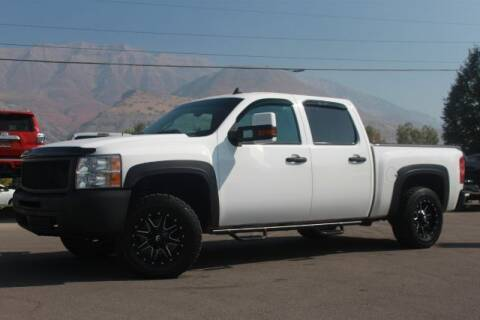2013 Chevrolet Silverado 1500 for sale at REVOLUTIONARY AUTO in Lindon UT