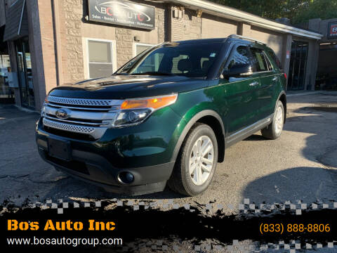 2013 Ford Explorer for sale at Bos Auto Inc in Quincy MA