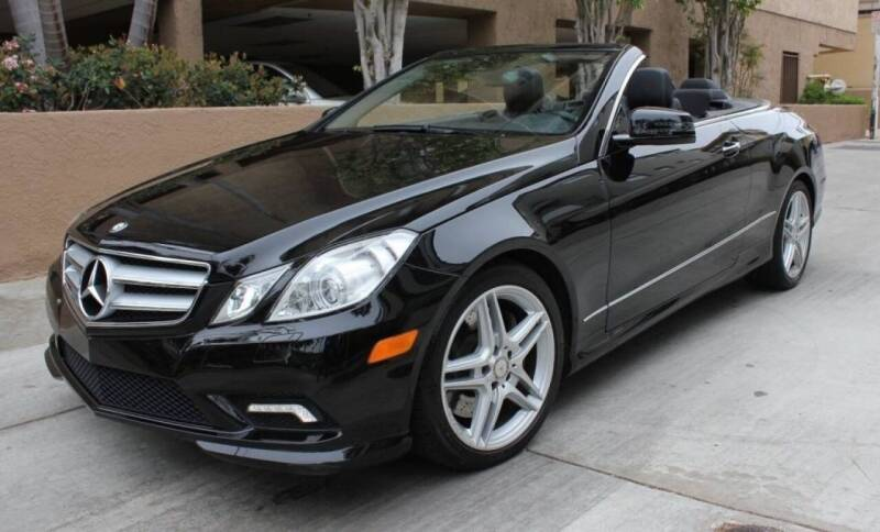 2011 Mercedes-Benz E-Class for sale at NJ Enterprises in Indianapolis IN
