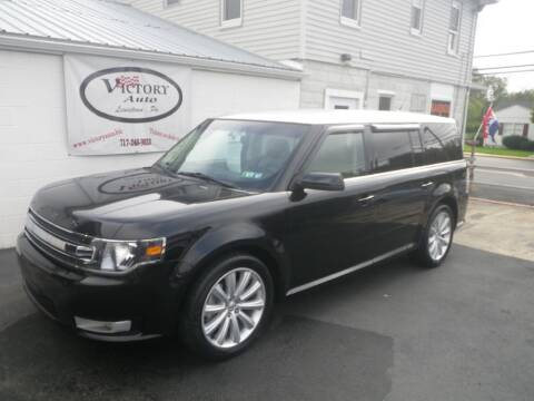2013 Ford Flex for sale at VICTORY AUTO in Lewistown PA