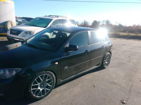 2008 Mazda MAZDA3 for sale at Granite Motor Co 2 in Hickory NC