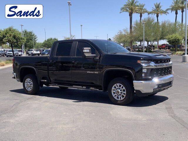 2020 Chevrolet Silverado 2500HD for sale at Sands Chevrolet in Surprise AZ