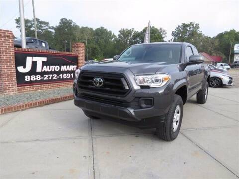 2020 Toyota Tacoma for sale at J T Auto Group in Sanford NC