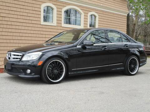 2010 Mercedes-Benz C-Class for sale at Car and Truck Exchange, Inc. in Rowley MA