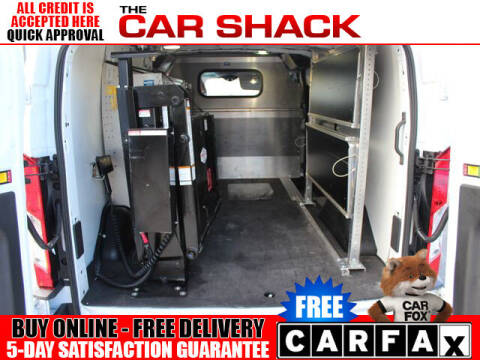 2016 Ford Transit Cargo for sale at The Car Shack in Hialeah FL