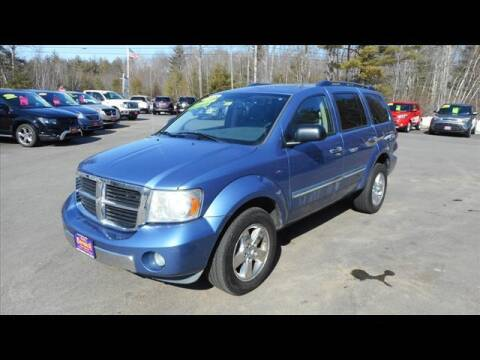 2008 Dodge Durango for sale at North Berwick Auto Center in Berwick ME