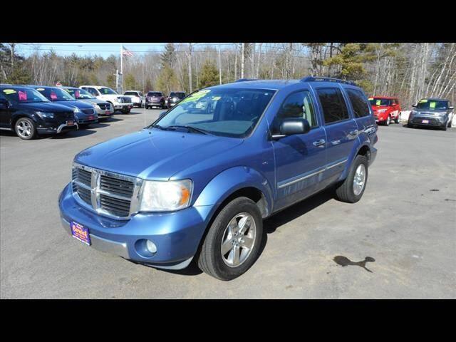 2008 Dodge Durango for sale at North Berwick Auto Center in Berwick ME