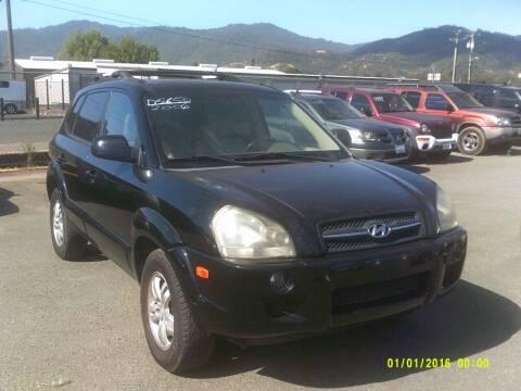 2006 Hyundai Tucson for sale at Mendocino Auto Auction in Ukiah CA
