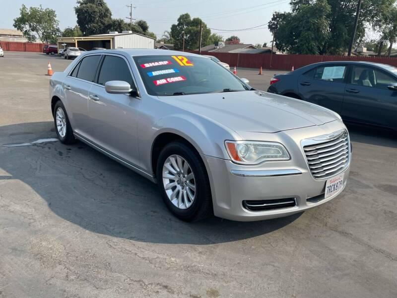 2012 Chrysler 300 for sale at Mega Motors Inc. in Stockton CA