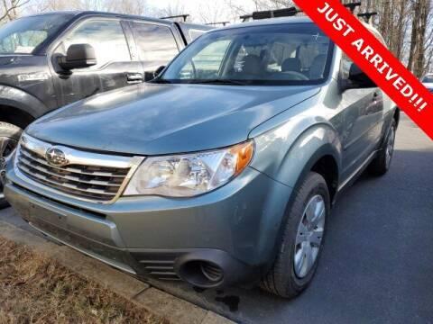 2009 Subaru Forester for sale at Impex Auto Sales in Greensboro NC
