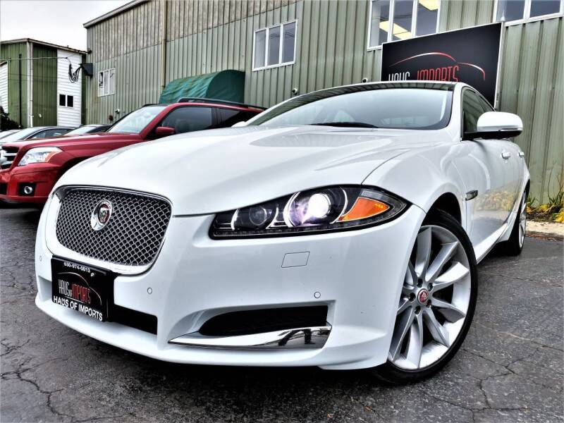 2015 Jaguar XF for sale at Haus of Imports in Lemont IL