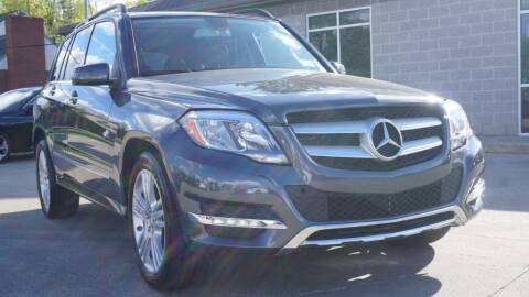2015 Mercedes-Benz GLK for sale at World Auto Net in Cuyahoga Falls OH