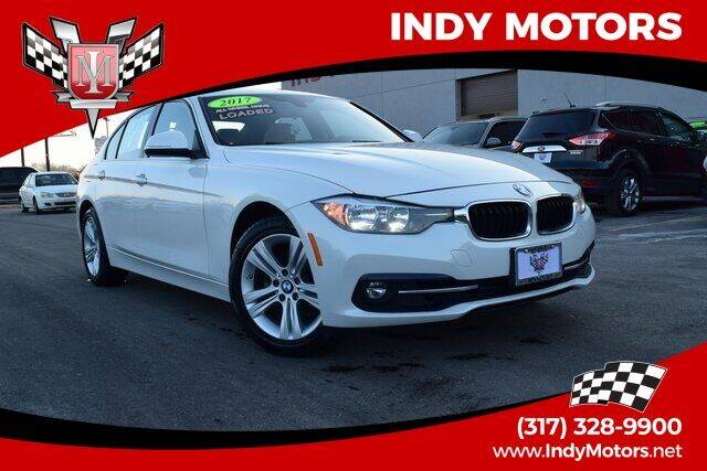 2017 BMW 3 Series for sale at Indy Motors Inc in Indianapolis IN