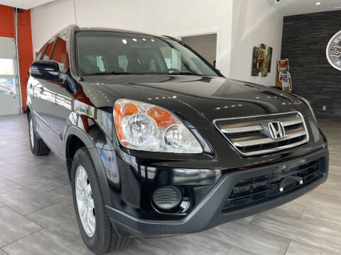 2005 Honda CR-V for sale at Evolution Autos in Whiteland IN