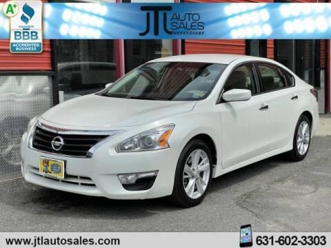 2014 Nissan Altima for sale at JTL Auto Inc in Selden NY