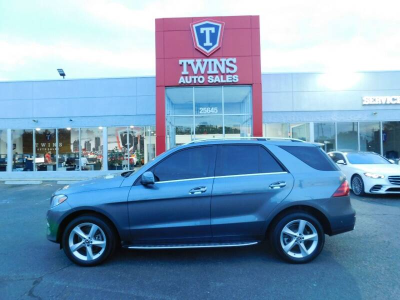 2018 Mercedes-Benz GLE for sale at Twins Auto Sales Inc Redford 1 in Redford MI