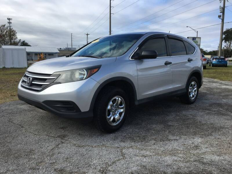 2013 Honda CR-V for sale at First Coast Auto Connection in Orange Park FL