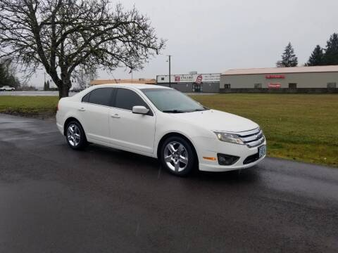 2011 Ford Fusion for sale at McMinnville Auto Sales LLC in Mcminnville OR