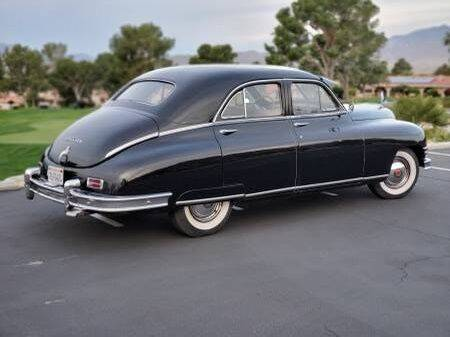 1949 Packard Eight for sale at Classic Car Deals in Cadillac MI