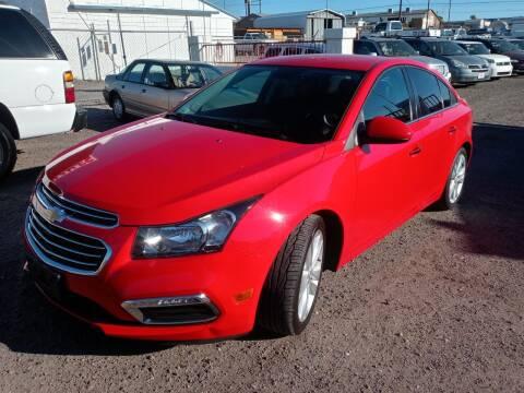 2016 Chevrolet Cruze Limited for sale at ACE AUTO SALES in Lake Havasu City AZ