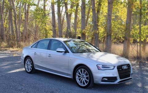 2014 Audi A4 for sale at Northwest Premier Auto Sales in West Richland WA