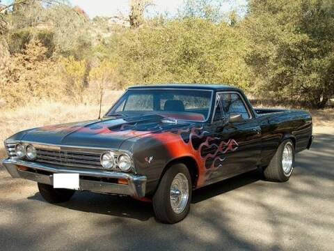 1967 Chevrolet El Camino for sale at Haggle Me Classics in Hobart IN