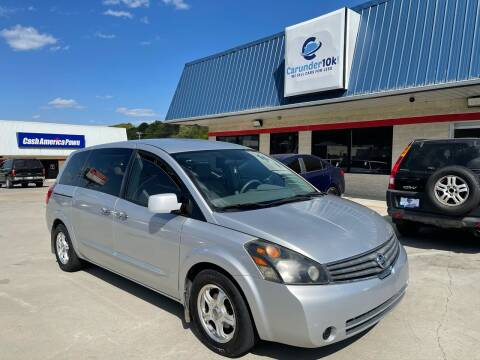 2009 Nissan Quest for sale at CarUnder10k in Dayton TN