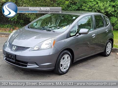 2013 Honda Fit for sale at 1 North Preowned in Danvers MA