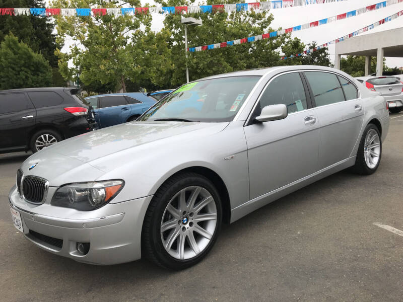 2006 BMW 7 Series for sale at Autos Wholesale in Hayward CA