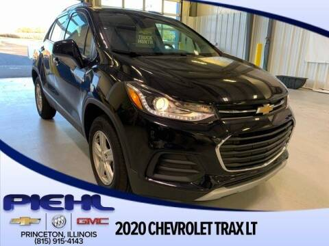 2020 Chevrolet Trax for sale at Piehl Motors - PIEHL Chevrolet Buick Cadillac in Princeton IL