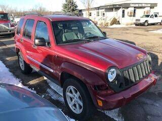 2006 Jeep Liberty for sale at WELLER BUDGET LOT in Grand Rapids MI